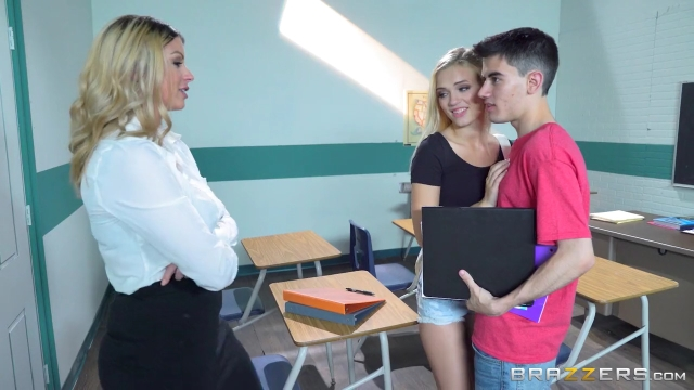Große Titten Lehrer Fick Student