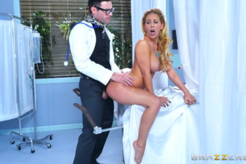 Cherie Deville gets some doctor cock