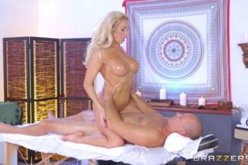 Olivia Fox loves massages and anal