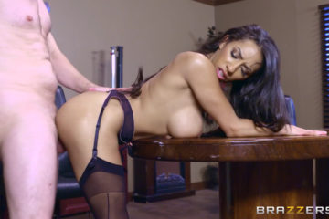 Priya Price gets pounded at work