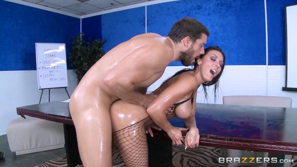 Rachel Starr Big Cock