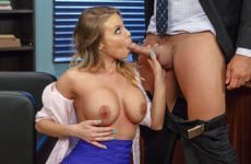 Business Too Casual Britney Amber and Ramon