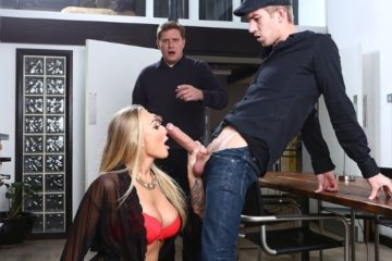 Doctor D Sperm Service Kayla Green and Danny D