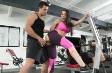 Gym And Pussy Juice and Rachel Starr Ramon Nomar