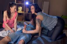 Lilu4u Simony Diamond Movie Night