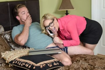 Mom's Got A Meeting Cherie Deville and Kyle Mason