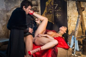 Queen Of Thrones part 2 Romi Rain and Xander Corvus