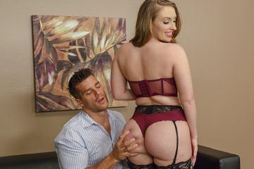 Seducing The Shopgirl Harley Jade and Ramon