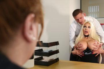 Testing Her Concentration 2 Nicolette Shea and Marc Rose