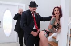 The Don Whacks My Wife's Ass Monique Alexander and Charles Dera
