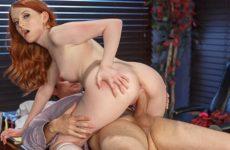 The Scarlett A+ Krystal Orchid and Preston Parker