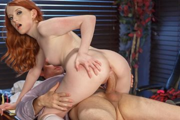 The Scarlett A+ Krystal Orchid and Preston Parker