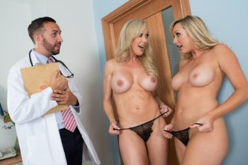 The Second Cumming Part 2 Brandi Love and Brett Rossi and Keiran Lee