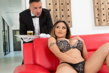Who's Your Butler Kaylani Lei and Keiran Lee