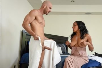 Maid Of Honor Anya Ivy and Johnny Sins
