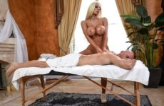 Massage Mirage with Nicolette Shea and Johnny Sins