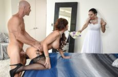 Mother Of The Bride with Syren De Mer and Johnny Sins