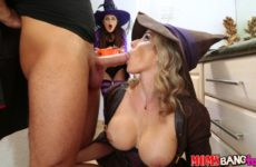Halloweeny with Anastasia Rose and Cory Chase and Chad White