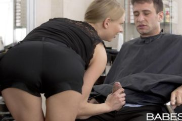 Salon Seduction with Lucy Heart