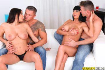 Pussy On Fire with Anissa Kate and Valentina Ricci