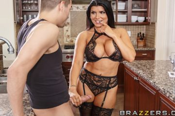 Trading Sides Part 1 with Aubrey Black and Romi Rain and Xander Corvus