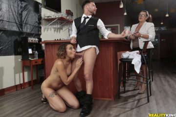 Wet Bar with Eve Ellwood and Seth Gamble