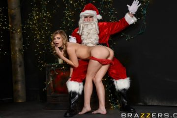 A Brazzers Christmas Special Part 3 with Jillian Janson and Charles Dera