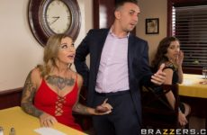 Elegance in Negligence with Kleio Valentien and Keiran Lee