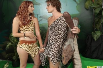 Jungle Dick with Kadence Marie and Robby Echo
