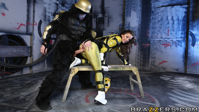 ▷ Porn Parody Of Power Rangers Part 4 With Abigail Mac