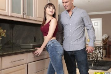 Shae Is Hungry For Big Cock with Shae Celestine and Sean Lawless