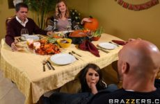 Thankful For Madison with Madison Ivy and Johnny Sins