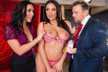 You Can Cream On Me with Anissa Kate and Rachel Starr and Erik Everhard