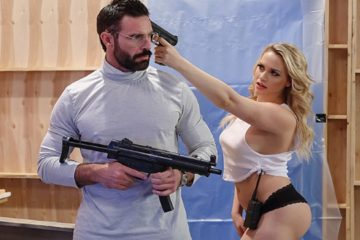 Die Hardcore Part 2 (A XXX Parody) with Mia Malkova and Charles Dera