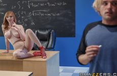 My Professor's Pantyhose with Lauren Phillips and Tyler Nixon