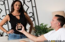 Stay Away From My Daughter with Ava Addams and Keiran Lee