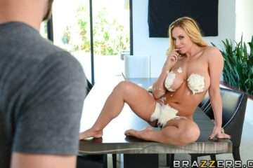 Sweet Treat For A Neighbor with Olivia Austin and Logan Long