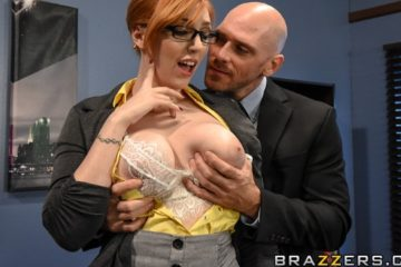 The New Girl Part 1 with Lauren Phillips and Johnny Sins