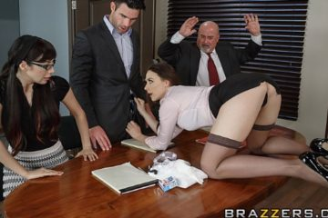 Vote of Cumfidence with Chanel Preston and Charles Dera