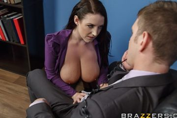 My Slutty Secretary with Angela White and Markus Dupree