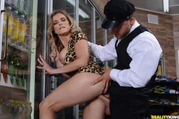 The Nympho Milf Awakens 2 with Cory Chase and Van Wylde
