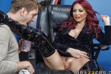 These Boots Were Made For Fucking with Monique Alexander and Markus Dupree