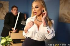 Tits Thighs And Office Supplies with Kayla Green and Danny D