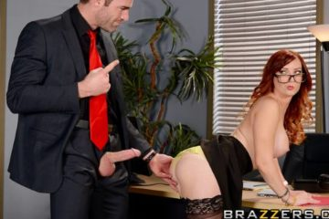 Titty Sucking Skills with Dani Jensen and Charles Dera