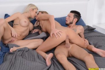Wet And Ready with Sami StClair and Blake Morgan and Tyler Steel