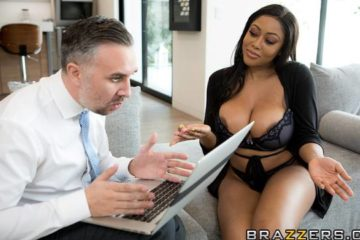 Moriah Fucks Her Muse with Moriah Mills and Keiran Lee