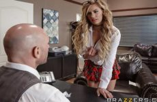 Our Valedick-torian with Aspen Rose and Johnny Sins