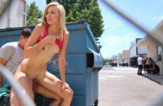 Public Penetration Scene 1 with Alexa Grace