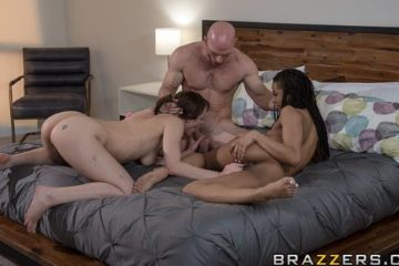 You've Changed Part 2 with Kira Noir and Sailor Luna and Johnny Sins