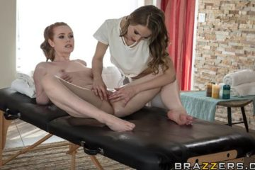 Milking Clit with Ella Hughes and Jillian Janson